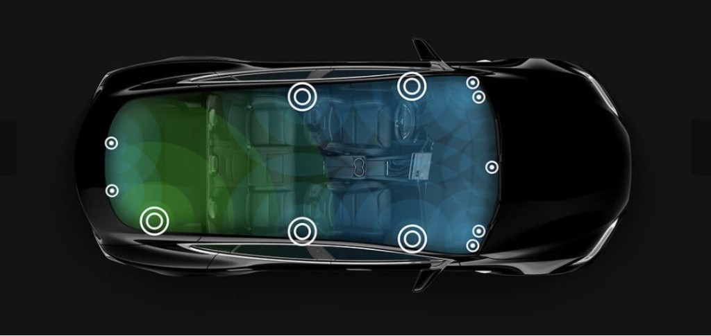 Tesla will auto adjust its sound system based on wind and road noise, says Elon Musk
