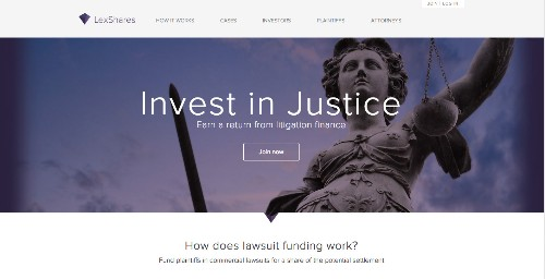 Crowdfund Your Next Lawsuit With LexShares