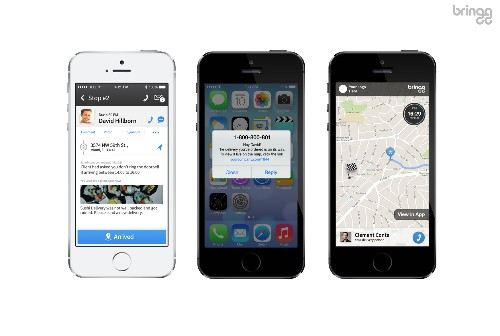 Bringg Lets Any Business Offer Uber-Like Experiences To Their Customers