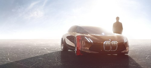 BMW's CEO reveals plans for the i NEXT, a self-driving car set for a 2021 debut
