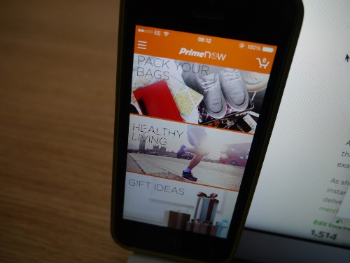 """Amazon's """"Prime Now"""" Expands To Seattle Region, Adds Beer, Wine & Liquor Delivery Option"""