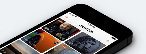 Personal Data Organizer Mustbin Raises $1.5 Million More, Adds Secure Messaging