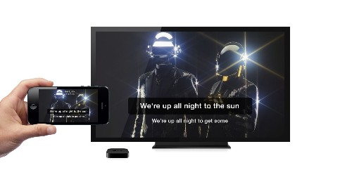 MusiXmatch Puts Its Song Lyrics On Apple TV For Better Karaoke Experience