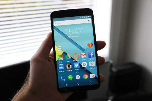 Google's Nexus 6 Might Be Too Big For Right Now, But Right-Sized For The Future