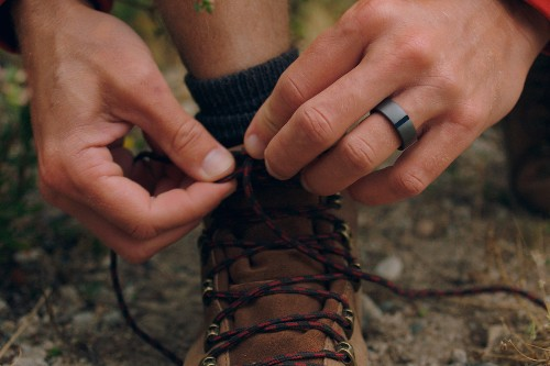 Motiv crams a fitness band's worth of functionality into a ring