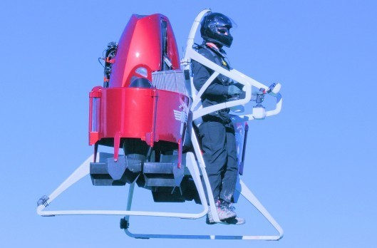 This Is A $200K Jet Pack That You Can Buy In Two Years