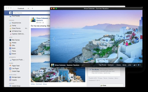 Current Brings A Better Version Of Facebook To The Mac Desktop
