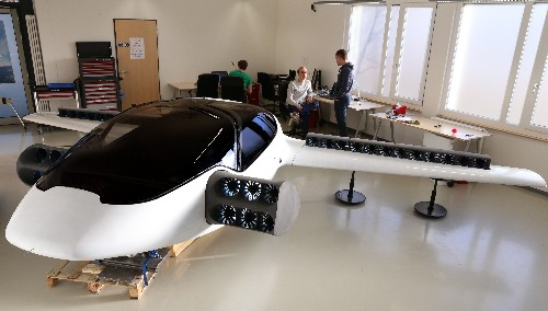 European VCs are going to make flying cars a reality