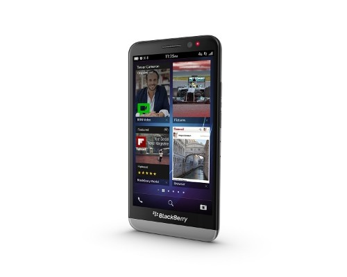 BlackBerry Quietly Announces Its First Phablet — But Z30 Could Be Its Last Big Phone