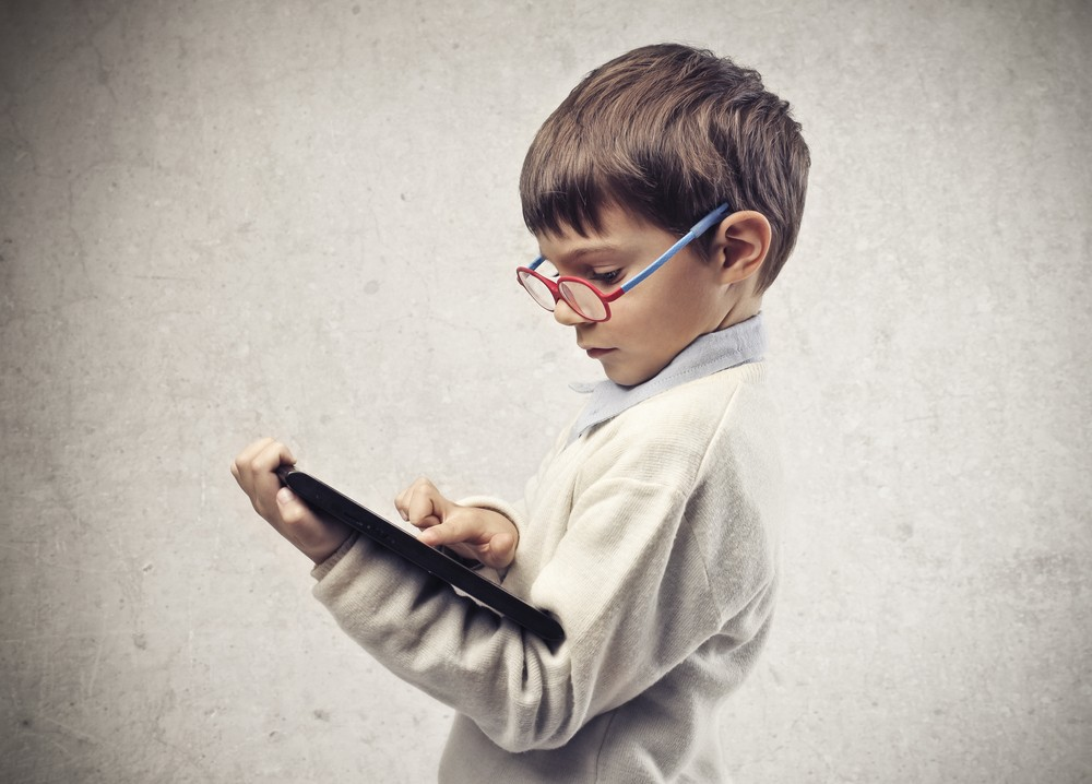 Internet Safety and Innovative Learning - Magazine cover