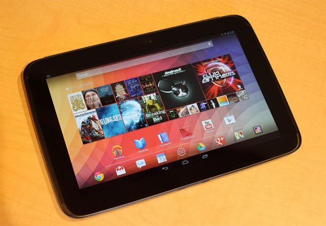 Google Nexusタブレットの売り上げ推計: Nexus 10は人気薄