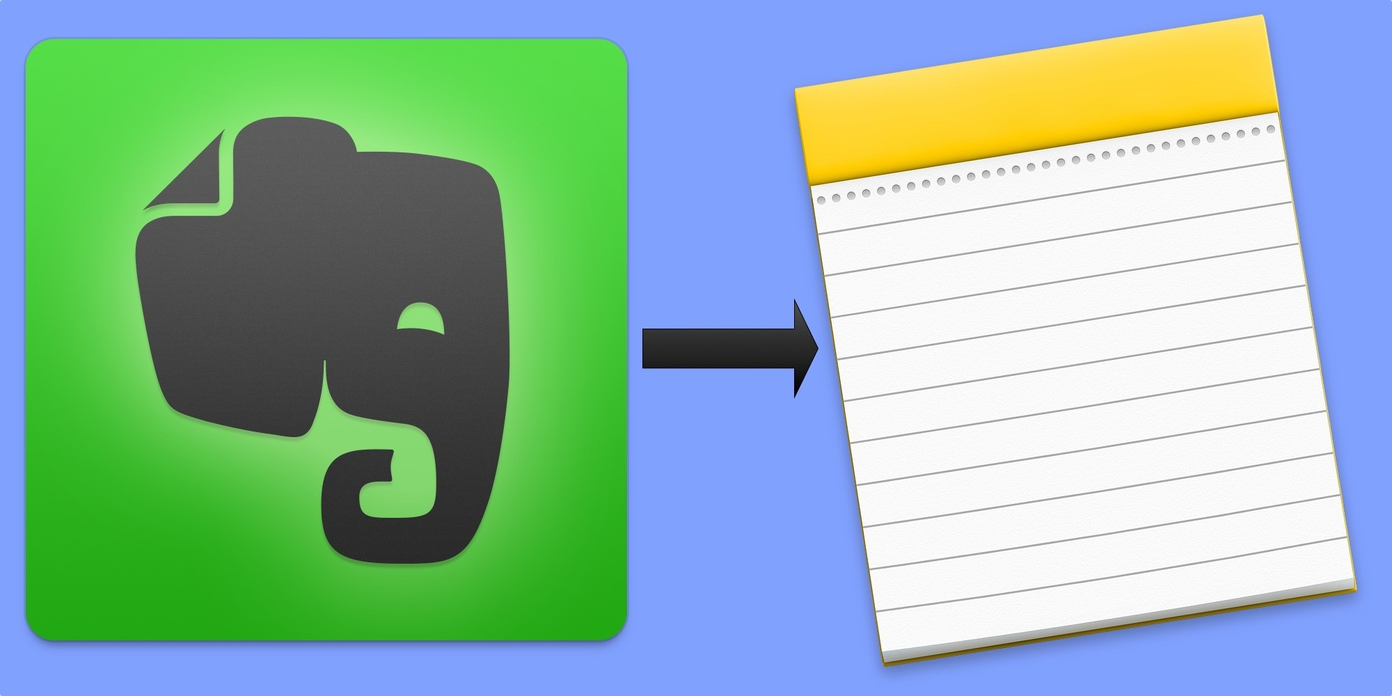 How-To: Migrate notes from Evernote to Apple Notes