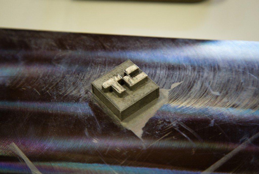 3D printing - Magazine cover