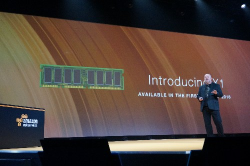 AWS Announces X1 Instances For EC2 With 2TB Of Memory, Launching Next Year