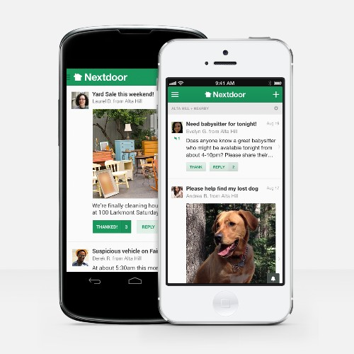 Nextdoor, The Facebook For Your Neighborhood, Lands $60M From John Doerr, Tiger Global And More To Go International
