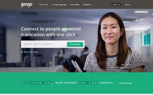 Crowdsourced Translation Startup Gengo Raises $5.4M And Changes Its CEO