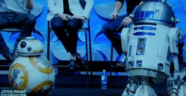 The Rolling Robot From The Star Wars Trailer Actually Exists And It's Awesome