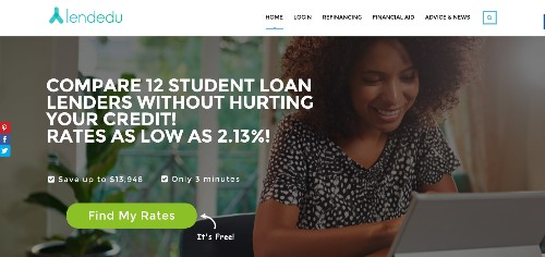 LendEDU Is Making Student Loan Refinancing Easier