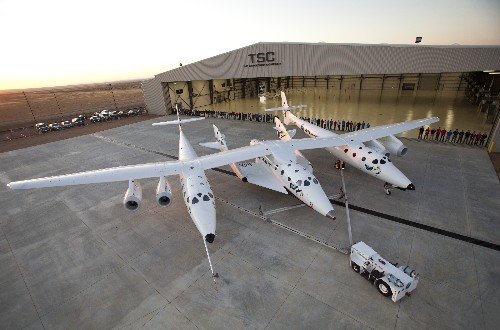 Virgin Galactic Wants To Do Moon Cruises, Replace The Concorde For Terrestrial Travel