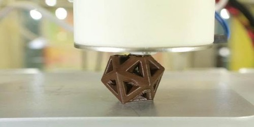 Hershey's Chocolate 3D Printer Whips Up Any Sweet Design You Want
