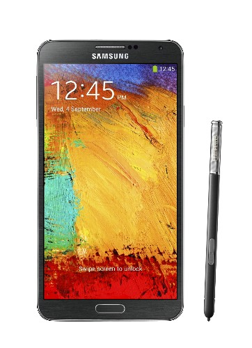 Samsung Reveals The Galaxy Note 3, The Slimmer And Lighter Evolution Of The Phablet