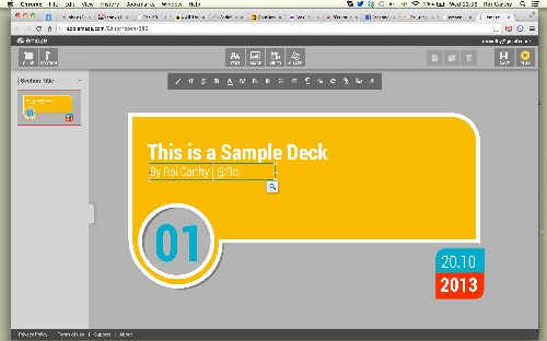 Emaze Raises $800K For The Presentation Sweet Spot Between PowerPoint And Prezi