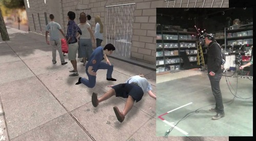 Virtual Reality, The Empathy Machine