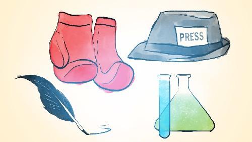 The Poet, Scientist, Journalist, Boxer Approach To Entrepreneurship