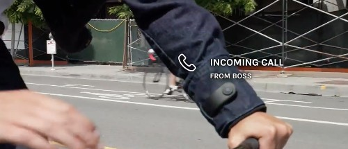 "Google and Levi's team up on a ""connected"" jacket that lets you answer calls, use maps, and more"