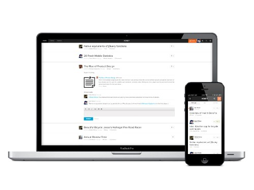 Huge Labs Launches Honey, A Reddit-Like Message Board For Sharing News In Your Company