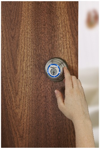 Unikey's Kevo Smart Lock Uses Bluetooth 4.0 To Let You Unlock Your Door By Touching It