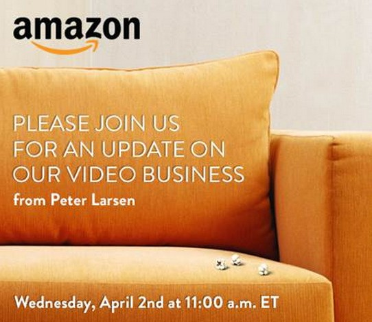 Amazon's Long-Rumored Media Console Product Will Likely Be Revealed April 2