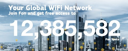 Crowdsourced WiFi Network Fon Picks Up $14M Led By Qualcomm, Adds Facebook Integration