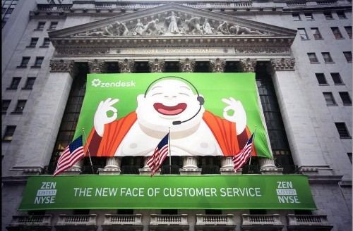 Zendesk Sees A 27% Pop On Its First Day Of Trading After Raising $100M In IPO