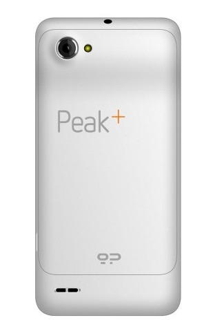 Geeksphone Announces Its First Consumer-Focused Firefox Smartphone, Mid-Range Peak+ Preorders Kick Off At $196