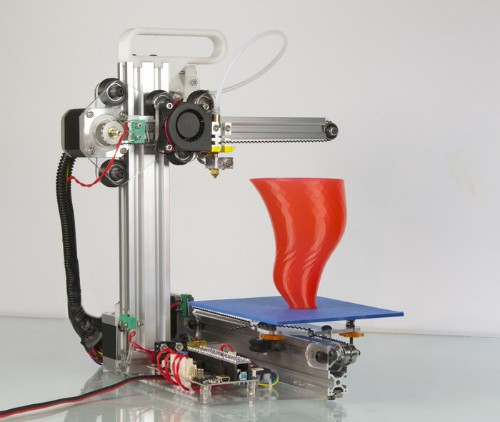 Bukito, A Portable 3D Printer With A ~$600 Price-Tag, Gets Funded On Kickstarter