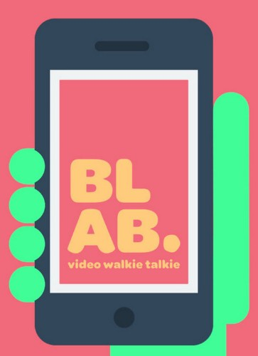 The New Bebo Releases Its First App, Blab, A Video 'Walkie-Talkie' Service