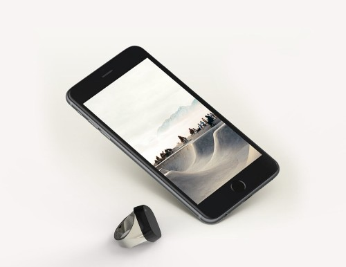 Fin, A Remote-Control Bluetooth Ring, Finally Launches As Neyya