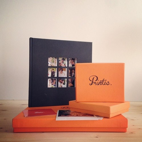 Printic Lets You Quickly Build Photo Books From Your Smartphone