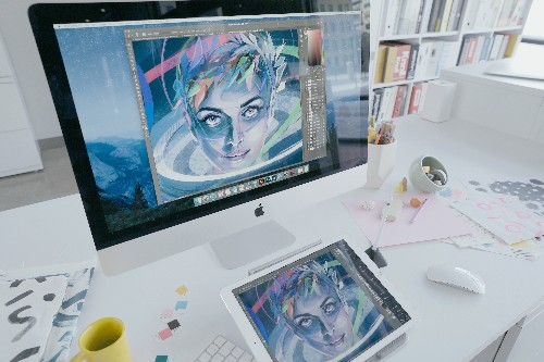 Astropad Studio turns the iPad Pro into a pro drawing tablet for Macs
