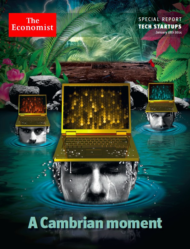 Simply Techie - Magazine cover