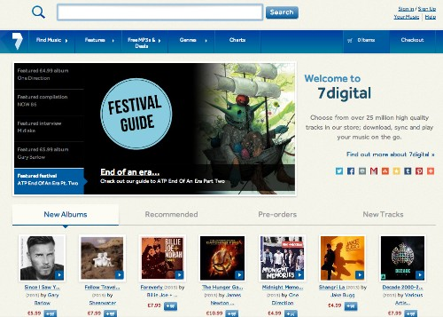Samsung's Music Partner 7digital Picks Up $1.6M Loan, Enters Into Reverse Takeover Talks With UBC