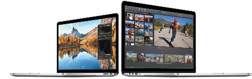 Apple Updates Retina MacBook Pros With Better Specs