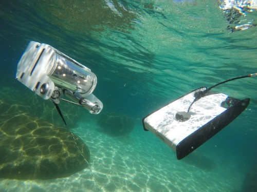 Underwater Drone Startup OpenROV Launches A Super Fast Exploration Robot