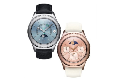 Samsung Gear S2 Follows In Apple's Footsteps With iOS Support, Gold And Platinum Variants