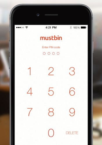 Mustbin's New App Blends Secure Private Messaging With Cloud Storage