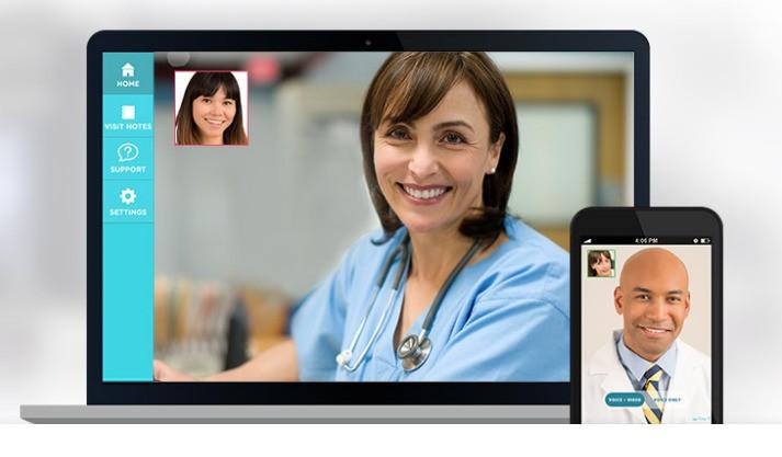 Startups in healthcare - Magazine cover