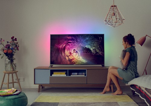 Philips Introduces Android-Powered 4K TVs Coming Later This Year