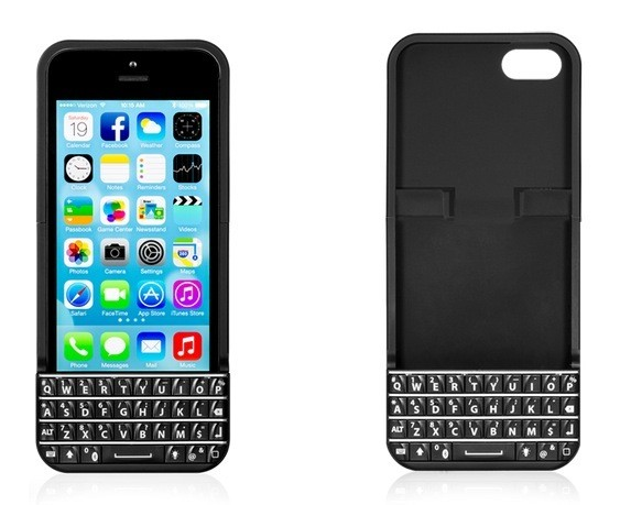 BlackBerry Files Lawsuit Against Seacrest's Typo Keyboard Startup For Infringement