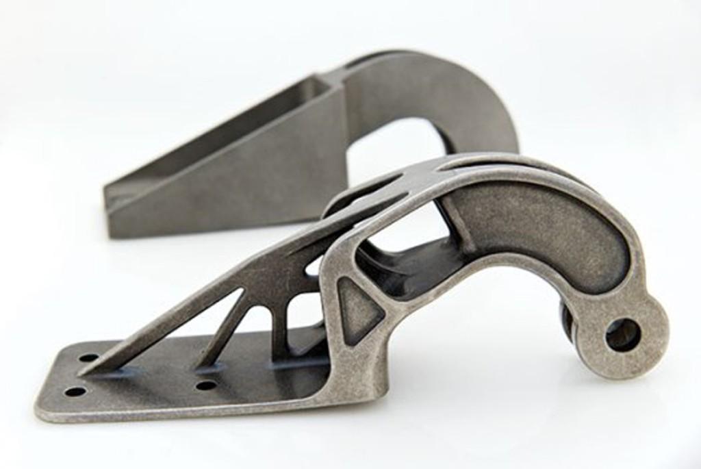 Metal 3D printing takes flight
